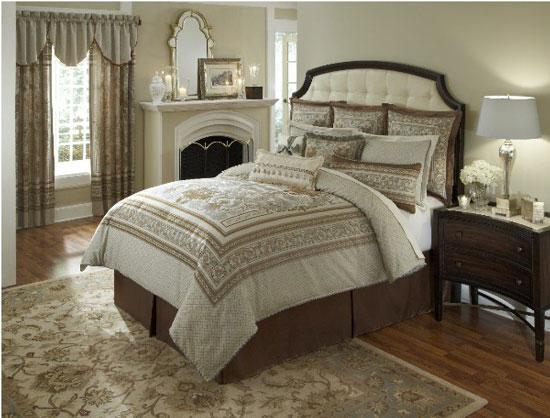 Fountain Hills counties heirloom bedding