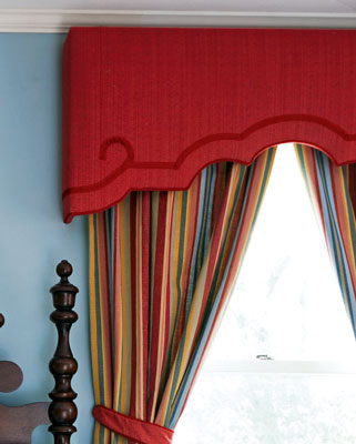 Fountain Hills Upholstered-cornice-boards