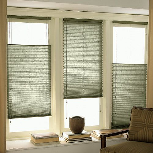 Fountain Hills Pleated Shades