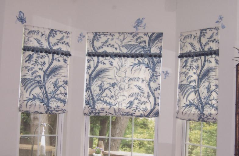 Fountain Hills Roman Shades
